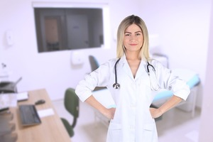 Woman Doctor Medical Health - outsideclick / Pixabay